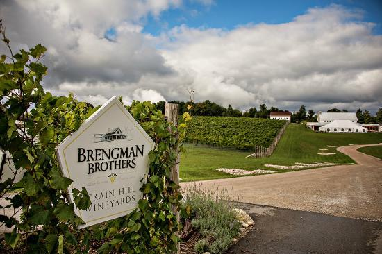 Brengman Brother's Winery - Ceremony Sites, Ceremony & Reception - 9720 S Center Hwy, Traverse City, MI, 49684