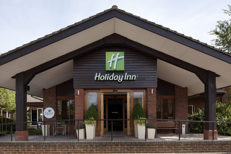 Holiday Inn - Hotels/Accommodations - Egerton Road, Guildford, Surrey, GU2 7XZ, United Kingdom
