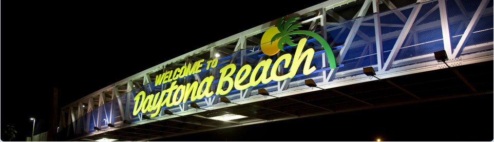 Daytona Beach - Attractions/Entertainment, Beaches - 126 E Orange Ave, Daytona Beach, FL, 32114