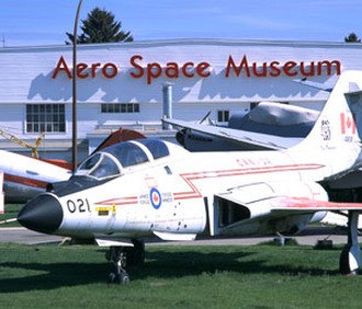 Aero Space Museum - Attractions/Entertainment, Reception Sites - 4629 McCall Way Northeast, Calgary, AB, Canada