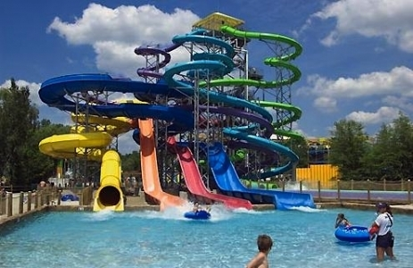 Wild Water Kingdom - Attractions/Entertainment - 7855 Finch Ave, Brampton, ON, CA