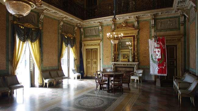 Sala D'oro, Palazzo Manzi - Ceremony Sites - 6 Piazza Paracchini, CO, Lombardia, 22014, IT