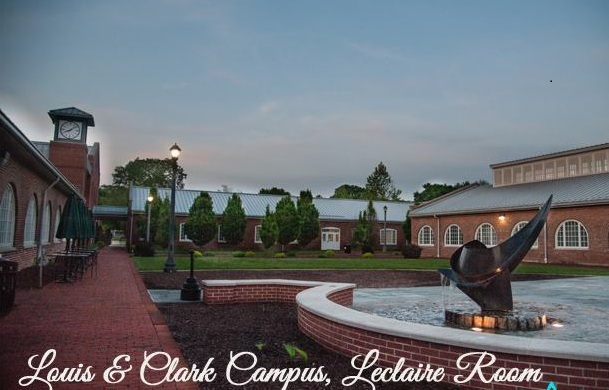 The Leclaire Room - Reception Sites - 600 Troy Rd, Edwardsville, IL, 62025
