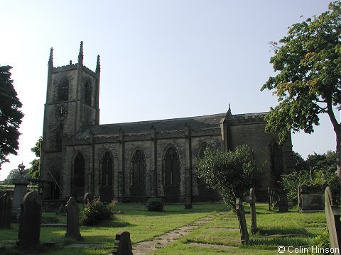 St Annes Church - Ceremony Sites -