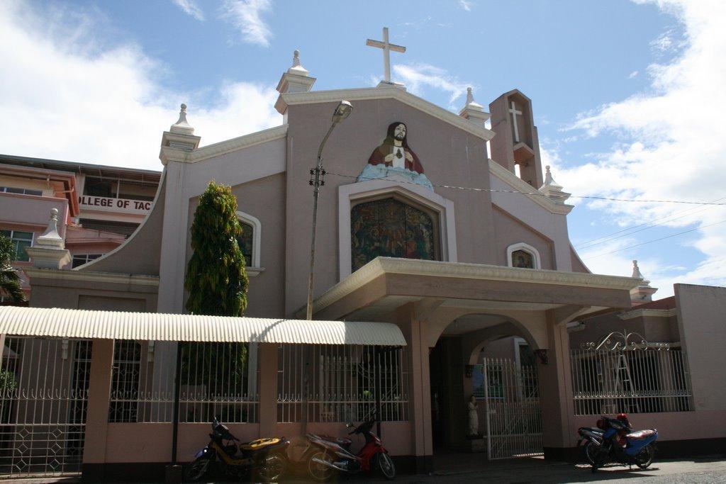 Sacred Heart Church - Ceremony Sites - M.H. Del Pilar St, Leyte, Eastern Visayas, PH
