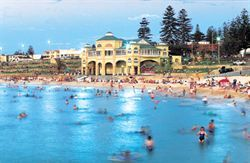 Cottesloe Beach - Attractions/Entertainment, Beaches - Cottesloe, WA, 6011, AU