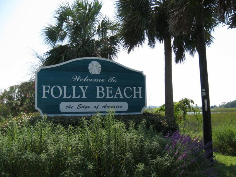 Folly Beach - Beaches - Charleston County, SC, US