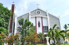Saint Andrew The Apostle Parish Wedding In July in Cubao City, Quezon City, Philippines