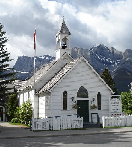 Ralph Connor Memorial United Church - Ceremony Sites - 617 8 St, Division No. 15, AB, T1W 2B1, CA