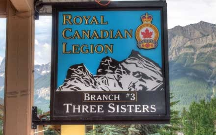 Royal Canadian Legion - Reception Sites - 834 7 St, Division No. 15, AB, T1W 2C8, CA