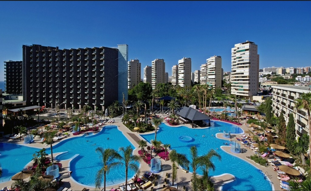 Sol Principe - Hotels/Accommodations - 26 Paseo del Colorado, Málaga, AL, 29620, ES