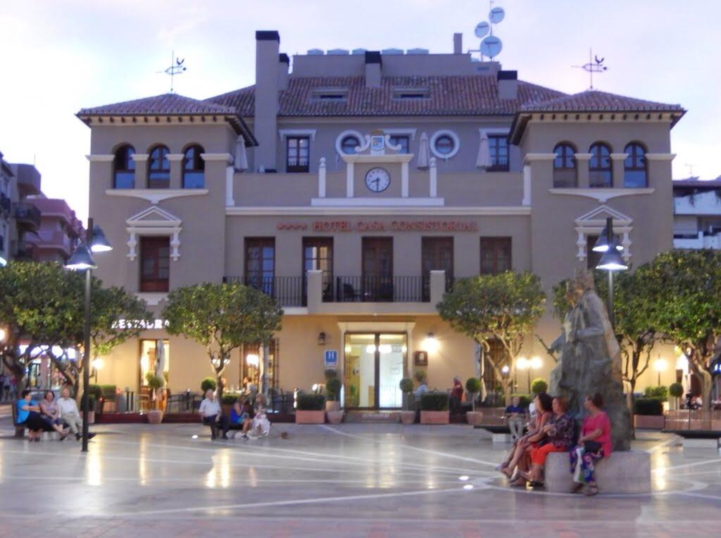 Hotel Casa Consistorial - Hotels/Accommodations - 1 Plaza Ayuntamiento, Málaga, AL, 29640, ES