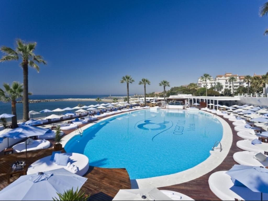 Ocean Club Marbella - Beaches - Av. de Lola Flores, Málaga, AL, 29660, ES