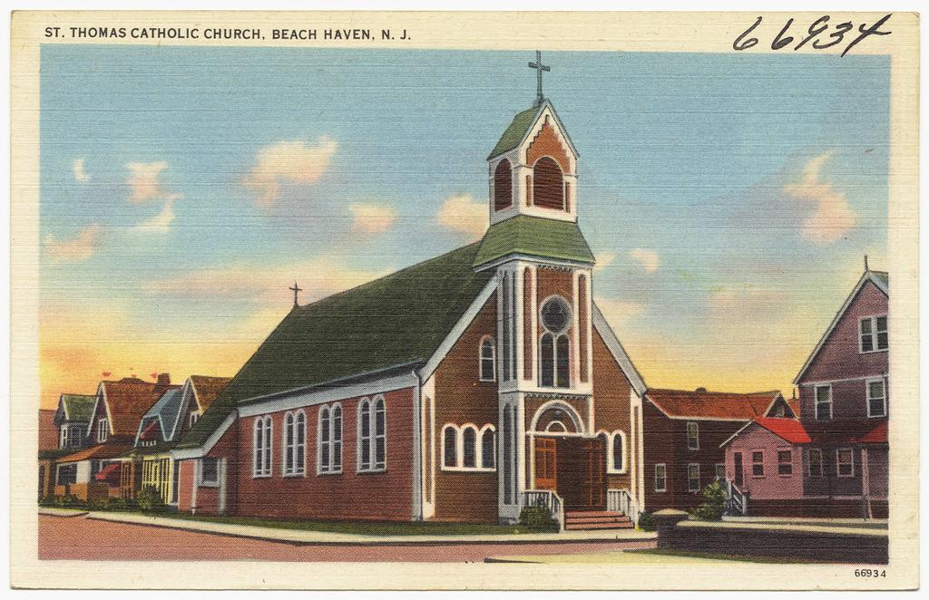 St. Thomas Aquinas Catholic Church - Ceremony Sites - N Atlantic Ave, Ocean County, NJ, 08008, US
