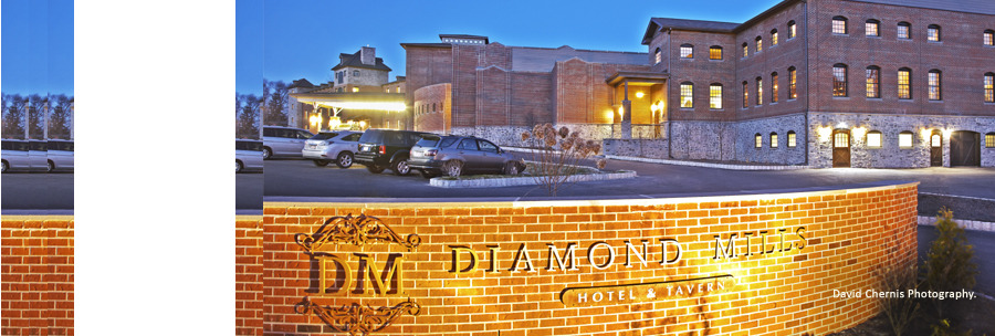 Diamond Mills Hotel - Reception Sites - 25 S Partition St, Saugerties, NY, 12477