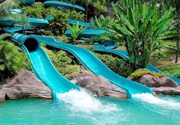 Raging Waters San Dimas - Attractions/Entertainment - 111 Raging Waters Dr, San Dimas, CA, 91773, US