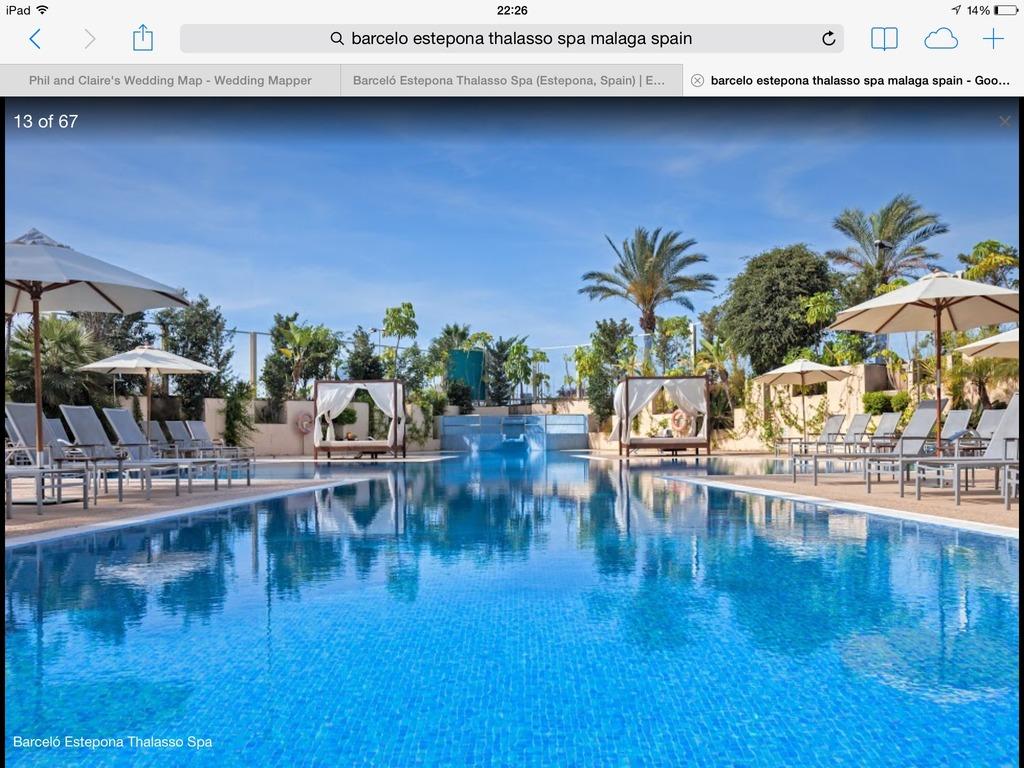 Barceló Estepona Thalasso Spa - Hotels/Accommodations - 7 Autovía del Mediterráneo, Estepona, AL, 29680, ES