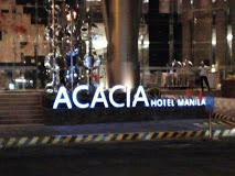 Acacia Hotel Manila - Reception Sites - East Asia Drive, NCR, PH