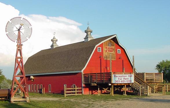D Barn - Ceremony Sites - 136 S. Main St, Longmont, CO, 80501