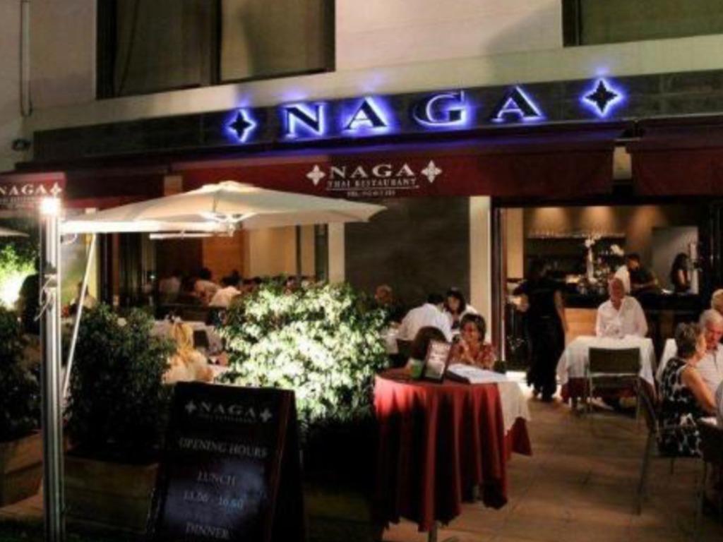 Naga - Restaurants - Marbella, AL, 29660, ES