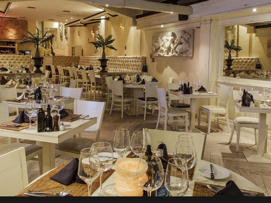 Restaurante Aretusa - Restaurants - Marbella, AL, ES