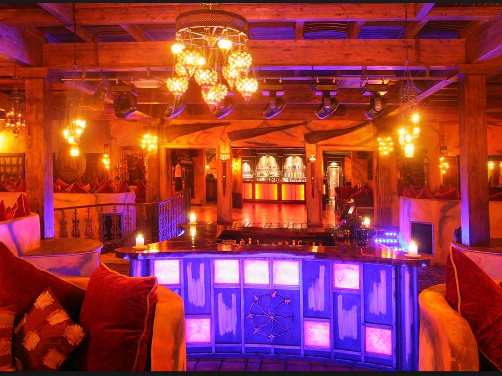 Funky Buddha - Bars/Nightife - 0 Plaza de la Cruz, Marbella, AL, 29602, ES