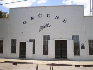 Gruene Hall - Attractions/Entertainment - 1281 Gruene Rd, New Braunfels, TX, 78130, US