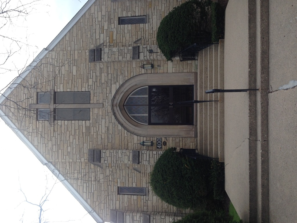 Bethany United Methodist Church - Ceremony Sites - 400 N Walnut St, Dupage County, IL, 60143