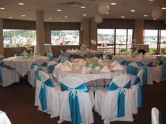 Piper Restaurant - Reception Sites, Rehearsal Lunch/Dinner - 2225 South Shore Dr., 5 miles west of Holland, Macatawa, MI, 49434, USA