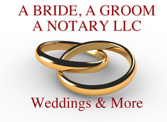 A Bride, A Groom, A Notary LLC. - Officiants, Coordinators/Planners - Orlando, Florida, 32828, USA