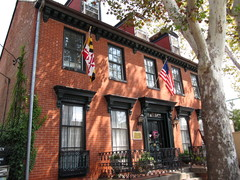 Gibson's Lodgings Inn - Hotels/Accommodations, Honeymoon - 110 Prince George Street, Annapolis, MD, 21401, USA