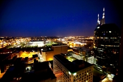 Nashville City Club - Reception Sites, Rehearsal Lunch/Dinner, Ceremony Sites, Ceremony & Reception - 201 4th Ave North, 20th Floor, Nashville , TN, 37219, USA