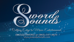 Sword Sounds & Bridal Services - DJ - 979 Mossy Grove Lane, Maryville, Tennessee, 37801