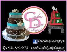 CAKE DESIGN & SUPPLIES - Cakes/Candies - Cristy #151, MAYAGUEZ, PR, 00680