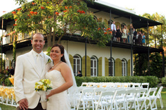 Ernest Hemingway Home & Museum - Ceremony & Reception, Ceremony Sites - 907 Whitehead Street, Key West, Florida, 33040, USA