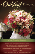 Oakleaf Florist - Florists, Decorations - 4185 Naco-Perrin, San Antonio, TX, 78217, United States