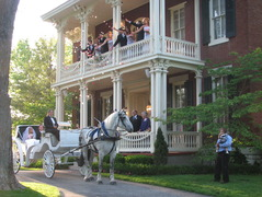 Larimore House Plantation for Victorian Weddings and Receptions - Reception Sites, Caterers, Ceremony & Reception, Ceremony Sites - 11475 Lilac Avenue, St. Louis, MO, 63138, USA