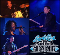 Sandy Vine And The Midnights - Bands/Live Entertainment - PO Box 62, Vineland, Ontario, L0R 2C0, CANADA