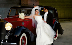 Classic Wedding Car - Limos/Shuttles - 256 Central Avenue, Suite 456, Roselle, IL, 60172, USA
