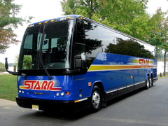 Starr Bus Charter & Tours - Limo Company - 2531 East State St Ext, Trenton, NJ, 08619, USA