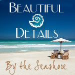 Beautiful Details by the Seashore  - Decorations, Beaches - Raleigh, NC, 27609, USA