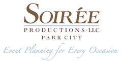 Soiree Productions - Coordinators/Planners, Tuxedos - 8178 Gorgoza Pines Road Suite E, Park City, Utah, 84098, USA