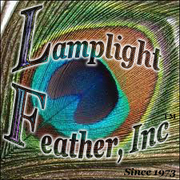 Lamplight Feather - Decorations Vendor - P O Box 867, 11903 Main St, Fort Jones, California, 96032, United States