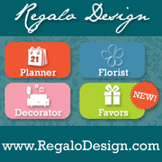 Regalo Design - Coordinators/Planners, Florists - 7009 Lenox Village Dr, Ste 103, Nashville, TN, 37211, US