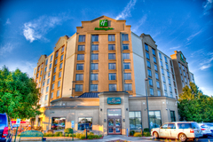 Holiday Inn Elgin - Hotels/Accommodations, Reception Sites, Ceremony & Reception - 495 Airport Rd, Elgin, IL, 60123