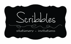 Scribbles - Invitations - 2368 15th Street, Denver, Colorado, 80202, USA