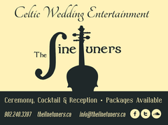 The Fine Tuners - Ceremony Musicians, Bands/Live Entertainment - Halifax, Nova Scotia, B3H 2T5, Canada