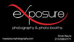 Exposure Photography & Photo Booths - Photo Booths, Photographers - Dearborn Heights, MI