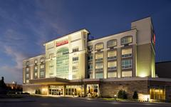 Sheraton Midwest City Hotel at the Reed Conference Center - Hotels/Accommodations, Reception Sites, Rehearsal Lunch/Dinner, Caterers - 5750 Will Rogers Road, Midwest City, Oklahoma, 73110, USA