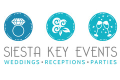 Siesta Key Events, LLC - Coordinators/Planners, DJs, Photographers, Ceremony & Reception - 3230 Southgate Circle, Suite 123, Sarasota, FL, 34239 , USA